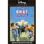 The B.R.A.T. Patrol (1986) Movie VHS Disney