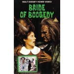 Bride of Boogedy (1987) Movie VHS Disney