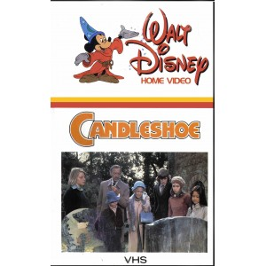 Candleshoe (1977) Movie VHS Disney