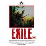 Exile (1990) Movie VHS Disney