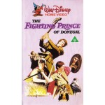 The Fighting Prince of Donegal (1966) Movie VHS Disney