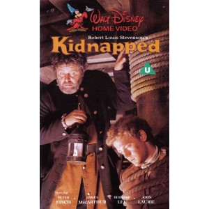 Kidnapped (1960) Movie VHS Disney