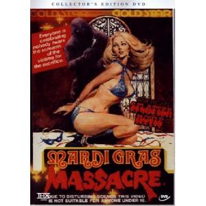 Mardi Gras Massacre UNCUT Pre-cert (1978) USA DPP39