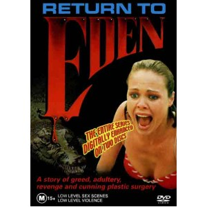 Return to Eden (TV Mini-Series 1983) 2-DVD Set.
