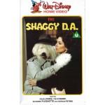 The Shaggy D.A. (1976) Movie VHS Disney