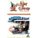 Snowball Express (1972)  Movie VHS Disney
