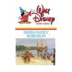 Swiss Family Robinson (1960) Movie VHS Disney