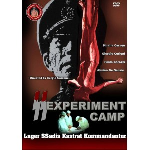 SS Experiment Camp UNCUT Pre-cert (1976) Italy DPP39