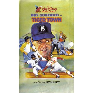 Tiger Town (1983) Movie VHS Disney