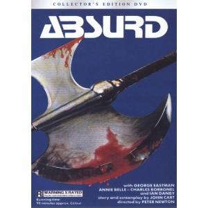 Absurd  UNCUT Movie Pre-cert (1981) UK DPP39