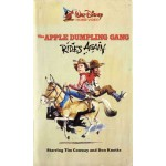 The Apple Dumpling Gang Rides Again (1979) Movie VHS Disney