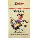 The Apple Dumpling Gang Rides Again (1979) Movie VHS Disney