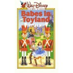 BABES IN TOYLAND (1996) Movie VHS Disney