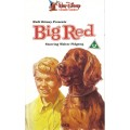 Big Red (1962) Movie VHS Disney