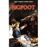 Bigfoot (1987) Movie VHS Disney