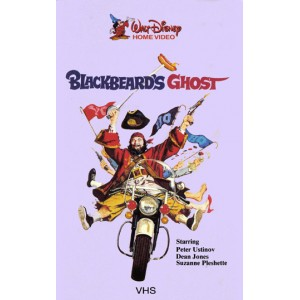 Blackbeard's Ghost (1968) Movie VHS Disney