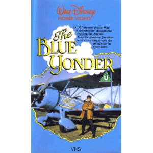 Blue Yonder (1985) Movie VHS Disney