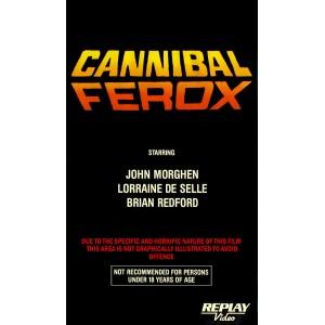 Cannibal Ferox (1981) UNCUT Rare DPP39