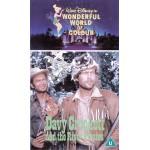 Davy Crockett and the River Pirates (1956) Movie VHS Disney