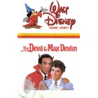The Devil and Max Devlin (1981) Movie VHS Disney