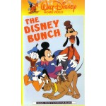 The Disney Bunch (1986)  Movie VHS Disney