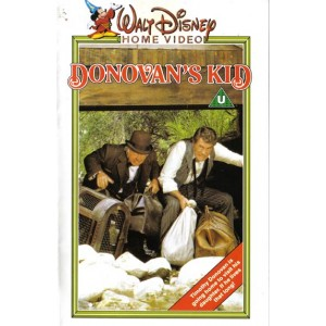 Donovan's Kid (1979) Movie VHS Disney