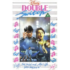 Double Switch (1987) Movie VHS Disney