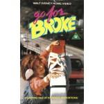 Go for Broke (1988) Movie VHS Disney