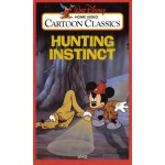 Hunting Instinct (1961)  Movie VHS Disney