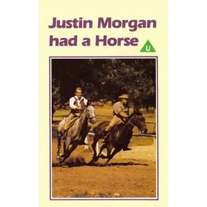 Justin Morgan had a Horse (1972) Movie VHS Disney
