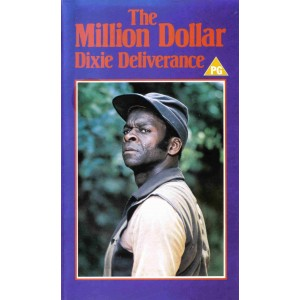 The Million Dollar Dixie Deliverance (1978) Movie VHS Disney