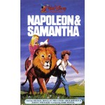 Napoleon and Samantha (1972) Movie VHS Disney