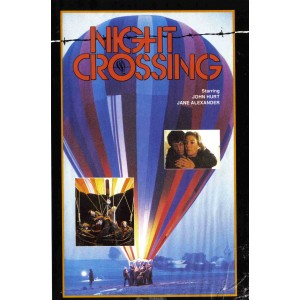 Night Crossing (1982) Movie VHS Disney