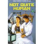 Not Quite Human 2 (1989) Movie VHS Disney