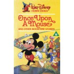 Once Upon a Mouse (1984) Movie VHS Disney