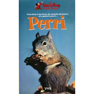 Perri (1957) Movie VHS Disney