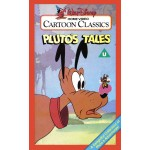 Pluto's Tales (1983) Movie VHS Disney