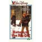 Return of the Big Cat (1974)  Movie VHS Disney