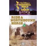 Ride the Northbound Horse (1969) Movie VHS Disney