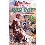 Rob Roy: The Highland Rogue (1953) Movie VHS Disney