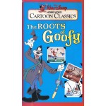 The Roots of Goofy (1984) Movie VHS Disney