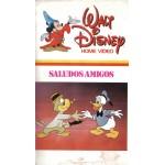 Saludos Amigos (1943) Movie VHS Disney