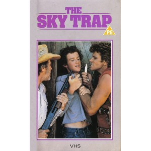 The Sky Trap (1979) Movie VHS Disney