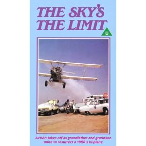 The Sky's the Limit (1975) Movie VHS Disney
