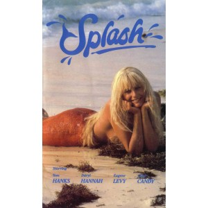 Splash (1984)  Movie VHS Disney