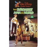 The Strongest Man in the World (1975) Movie VHS Disney