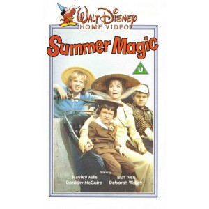 Summer Magic (1963)  Movie VHS Disney