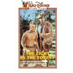 The Light in the Forest (1958) Movie VHS Disney