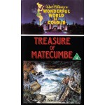 Treasure of Matecumbe (1976) Movie VHS Disney